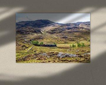 Schotland, Harry Potter trein