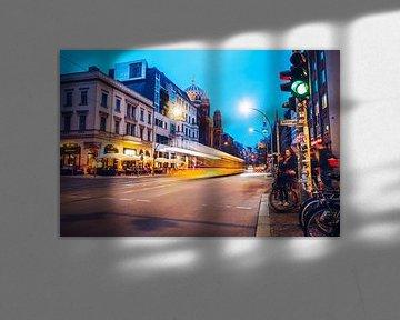 Berlin – Oranienburger Strasse von Alexander Voss