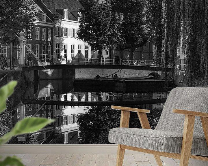 Sfeerimpressie behang: Amersfoort, Aegtenkapel ZW van Marlous en Stefan P.