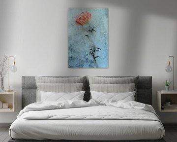 Blume gefroren oder nicht 3 von Wim van Ooijen