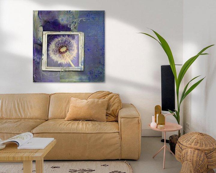 Sfeerimpressie: Beauty is everywhere - paardenbloem van Studio Papilio