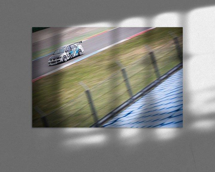Sfeerimpressie: Speed van Leon Weggelaar