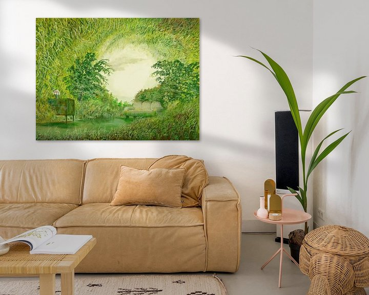 Impression: Nature Room sur Art Demo