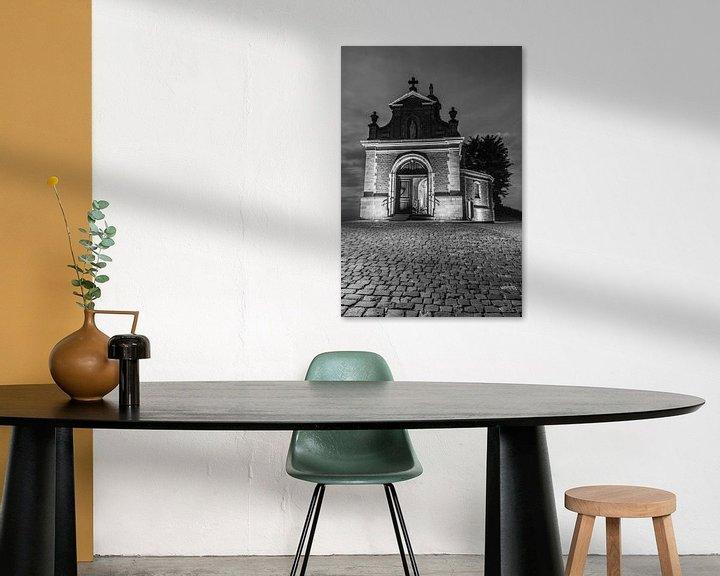 Sfeerimpressie: the chapel on the hill van Koen Ceusters