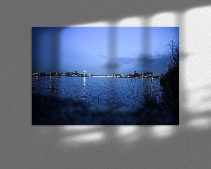 Beispiel: Amsterdam horizon von Yarik Flik