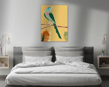 Groene Vogel