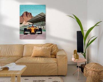 Formule 1 sur Goed Blauw