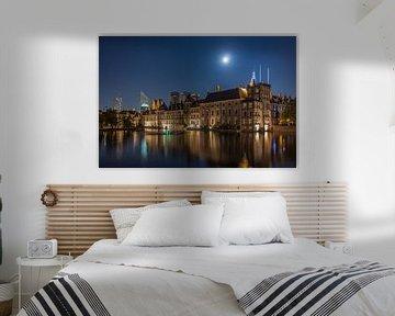 Hofvijver / Binnenhof / Den Haag von Patrick Löbler