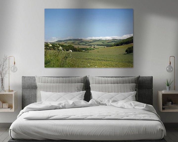 Impression: Paysage de l'Écosse sur Babetts Bildergalerie