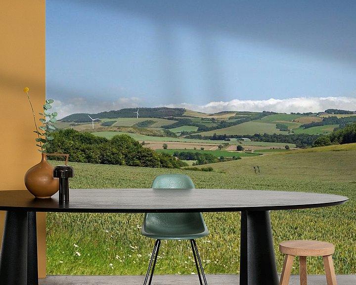 Sfeerimpressie behang: Schotland landschap van Babetts Bildergalerie