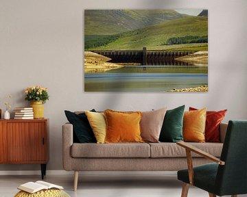 Gatlascarnoch Dam