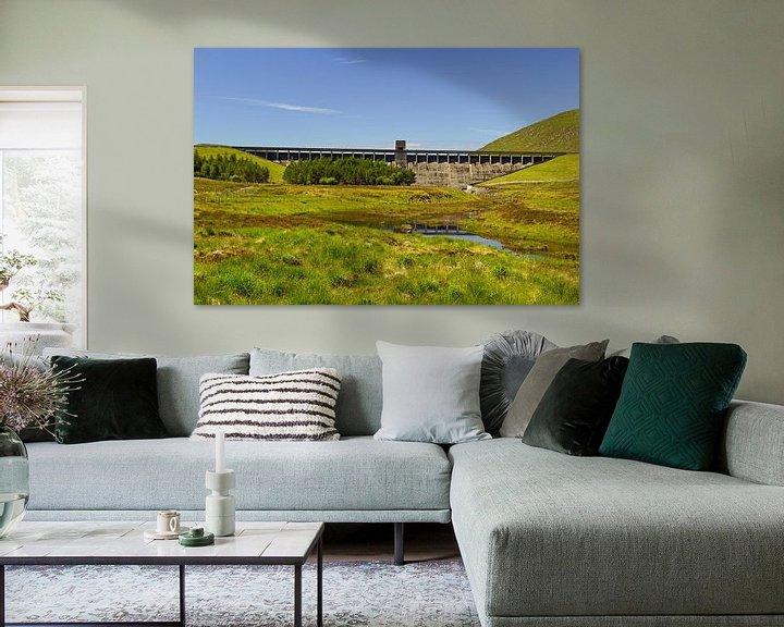 Sfeerimpressie:  Gatlascarnoch Dam van Babetts Bildergalerie