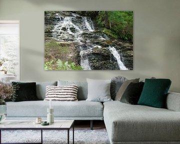 Plodda Watervallen