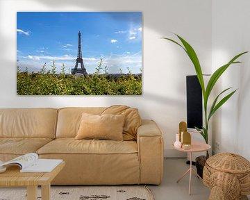 Paris Eiffelturm von Patrick Löbler