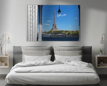 Paris, Eiffelturm von Patrick Löbler