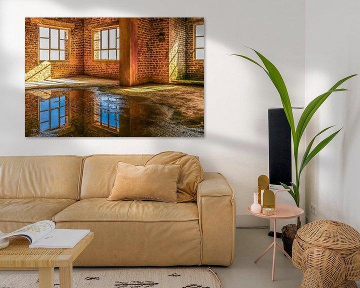 Beispiel: Verlassene Fabrik in Belgien von Patrick Löbler