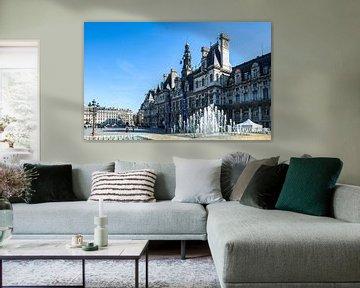 Hotel de Ville Paris 2018 von Kelly van den Brande