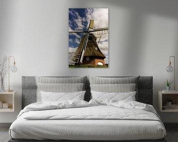 Die Eolus Mühle sur Anjo ten Kate