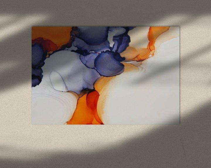 Sfeerimpressie: Creation van Carla Mesken-Dijkhoff