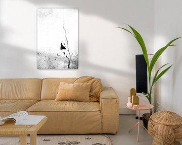 Abstracte kunst Muurhuizen Amersfoort von Watze D. de Haan