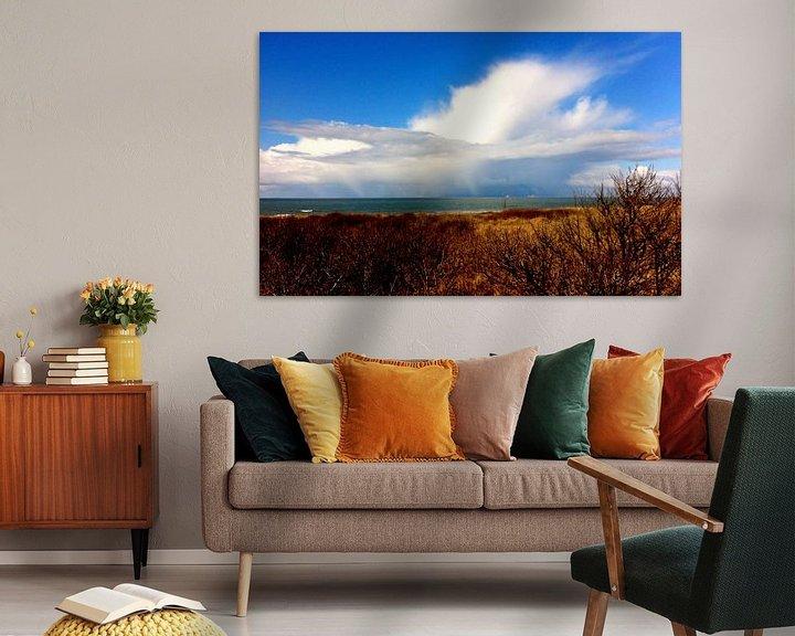 Sfeerimpressie: The bird cloud van Jon Houkes