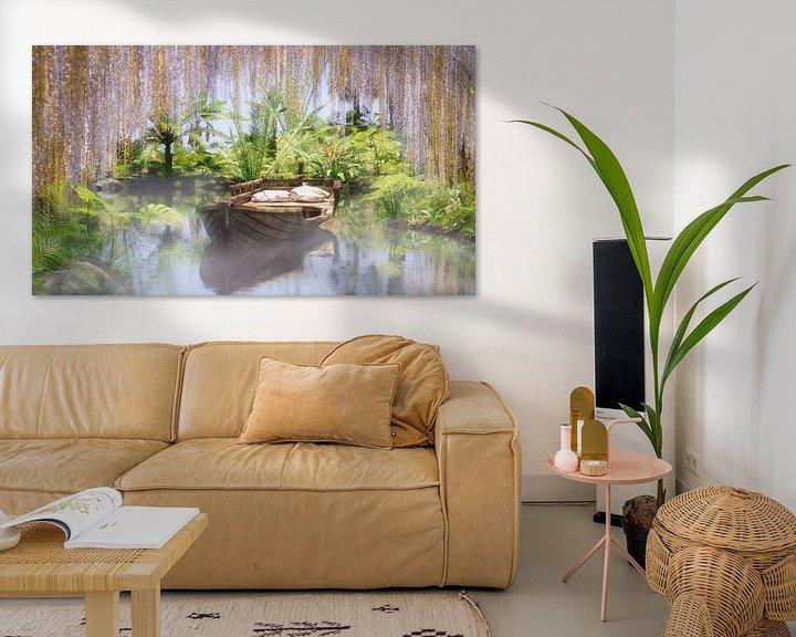 Beispiel: Secret River von Wybe van der Veen