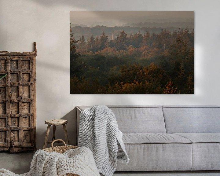Sfeerimpressie: Doorn, Kaapse Bossen van Lisa Antoinette Photography