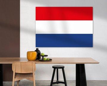 Nederlandse vlag van De Vlaggenshop