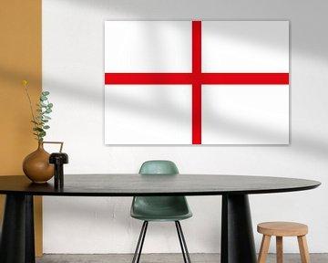 Englische Flagge von De Vlaggenshop