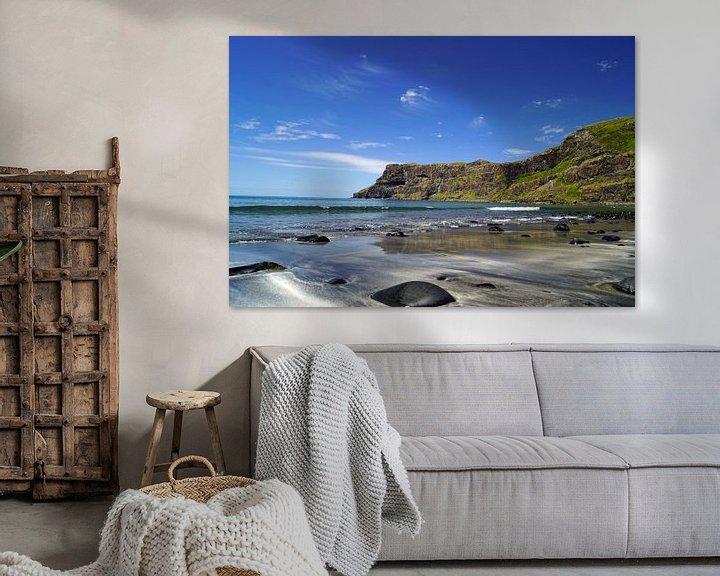 Impression: La plage de Talisker Bay sur Babetts Bildergalerie