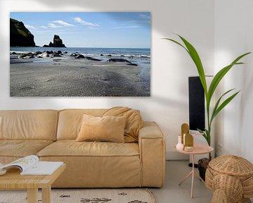 De Talisker Bay Beach van Babetts Bildergalerie