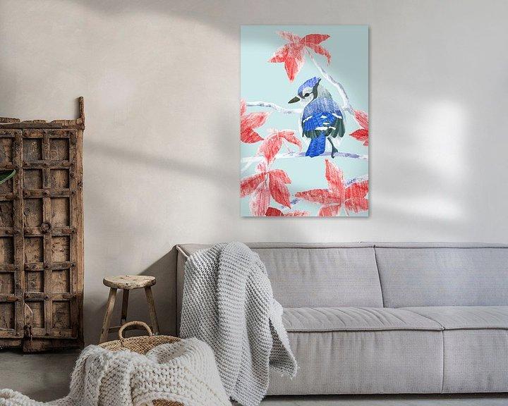 Sfeerimpressie: Wintervogel van Goed Blauw
