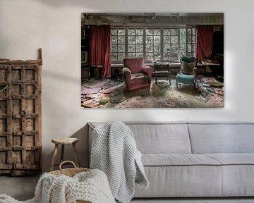 Alte villa von Olivier Photography