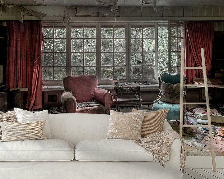 Beispiel fototapete: Alte villa von Olivier Photography