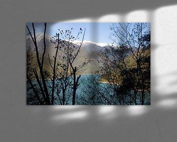 Herfst in Opper-Svanetië (2) van Anne Hana