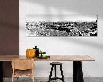 Canyonlands Panorama von Gerben Tiemens