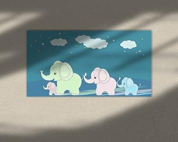 olifantsfamilie