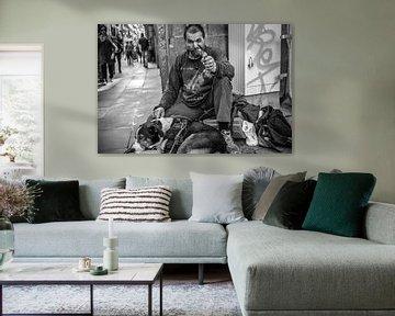 Money or My life van Eric Verdaasdonk