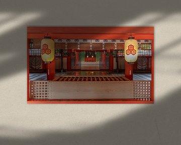 Japanse tempel 2 van FotovanHenk