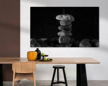Stenen en Water von Sjoerd Montulet