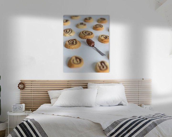 Sfeerimpressie: Chocolade swirl koekjes van Martijn Koevoets