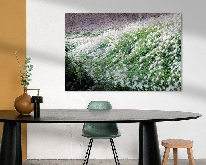 Beispiel: Golven van gras en zachtheid von Martijn Koevoets