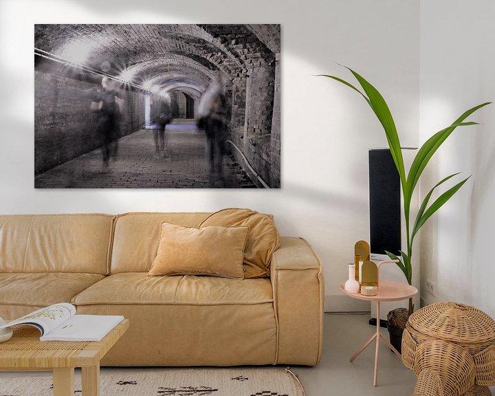 Beispiel: Schimmen met een tunnelvisie von Elles van den Broek