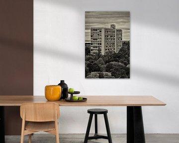 Unité d'Habitation in Berlijn von Dennis Morshuis