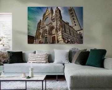 Cathédrale de Sienne sur Jan-Willem Kokhuis