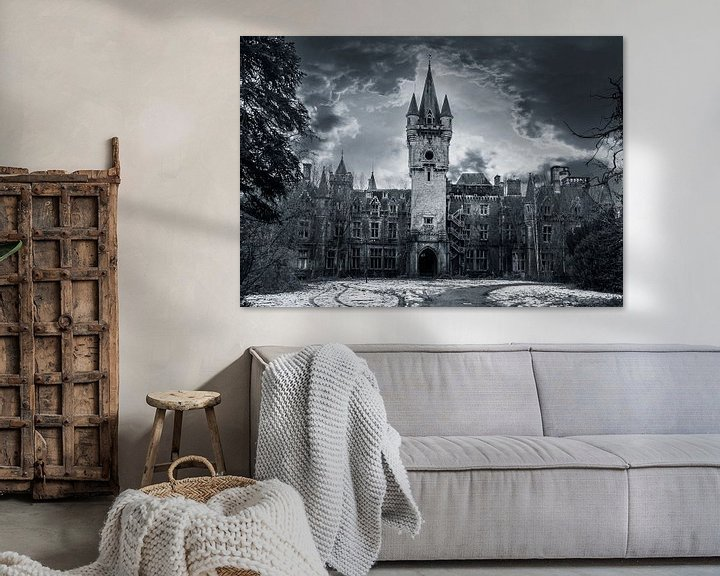 Beispiel: Schloss Noisy von Jack van der Spoel