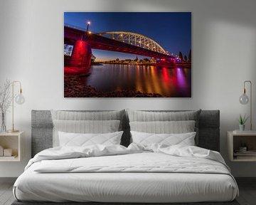 John Frost-Brücke in Arnhem Nederland von Gea Gaetani d'Aragona