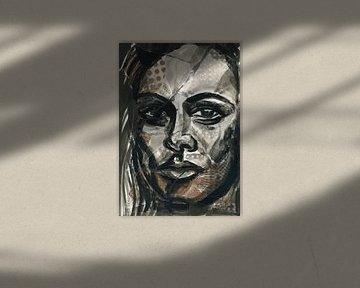 Stoere schoonheid van ART Eva Maria