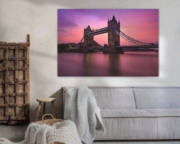 Tower Bridge von Ronne Vinkx