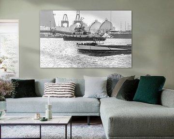 Kanaaldok Antwerpen von Wouter Pinkhof